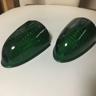 デコトラ ナマズランプ(大)緑レンズのみの画像