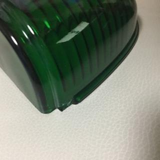 デコトラ ナマズランプ(大)緑レンズのみ − 北海道