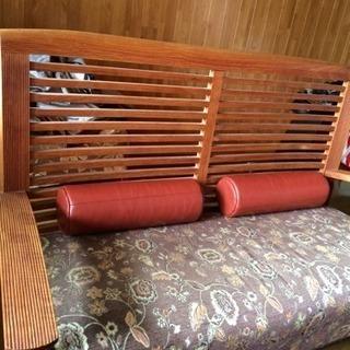 BC工房長椅子