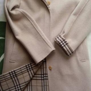 バーバリー 女性用 半コート