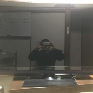 日立 液晶テレビ 42型 HDD内蔵