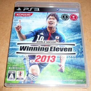 PS3/WORLD SOCCER Winning Eleven 2013 ワールドサッカー ウイニングイレブン 2013の画像