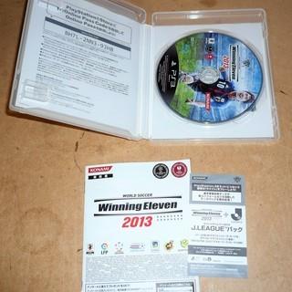 PS3/WORLD SOCCER Winning Eleven 2013 ワールドサッカー ウイニングイレブン 2013 - おもちゃ