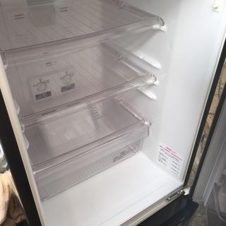 【★冷蔵庫★ブラック★TOSHIBA/一人暮らしにオススメのサイ...