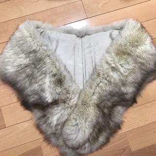 着物用 ファー 毛皮