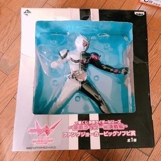 [値下げ交渉あり]仮面ライダー ファングジョーカー フィギュア