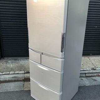 2016年製SHARP5ドア冷蔵庫...