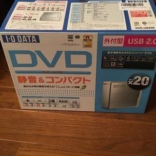 PC  外付けDVDドライブ