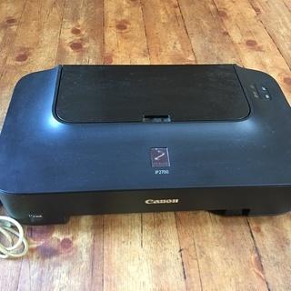 キャノン PIXUS iP2700 インクジェットプリンター