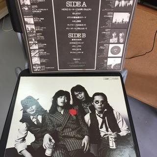 懐かしのレコード‼️甲斐バンド ・ ストーリー❗️