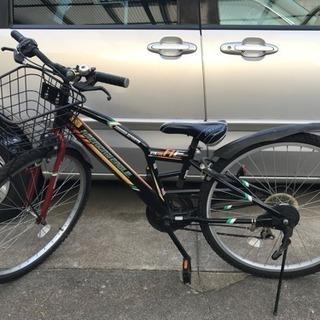 子供用24インチ自転車です!
