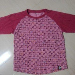 中古⭐ドラえもん ロングTシャツ 130㎝ ユニクロ