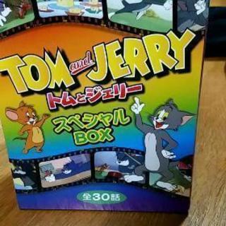 トムとジェリー DVD5枚セット