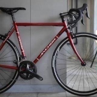 【ロードバイク】アンカー 赤 新生活 スポーツバイク