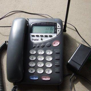 電話 DCP-3100 NTT 親機