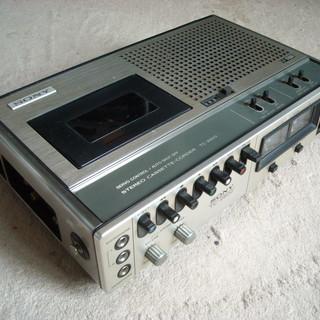 SONY/カセット・デンスケ『TC-2800』