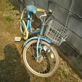 子供用自転車 20型