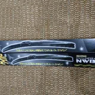 デザインワイパー新品未使用夏ワイパー650mm  350mm