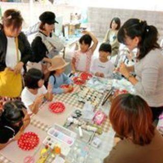 【フリマ出店者大募集!】4/22(日)十条グリーンマーケット