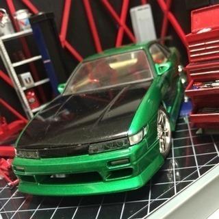 車  プラモデル  完成品  模型  ホビー