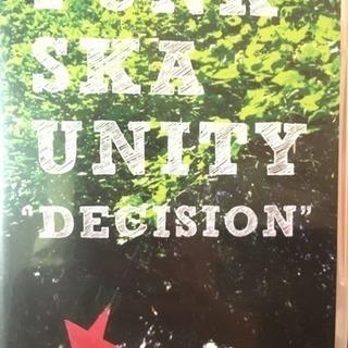 あげます。punk ska unity CD
