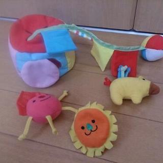 赤ちゃんのおもちゃ2