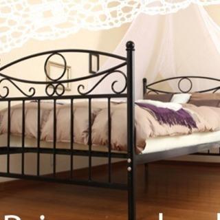 【大幅値下げ】ベッド+マットレス セット