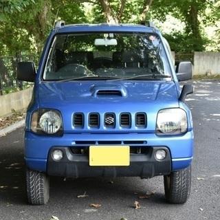 H17 ジムニー ランドベンチャーJB フル装備 4WD 車検2...