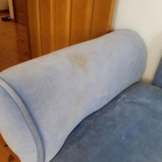 二人がけソファーあげます。 − 神奈川県