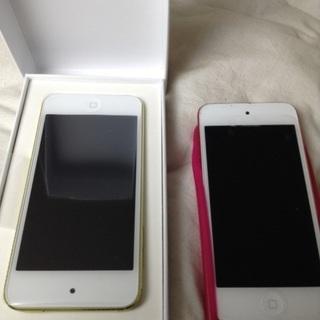 iPod touch5新品 送料込み 撮影のため開封 希望価格