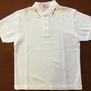新品 ミキハウス 婦人用ポロシャツ