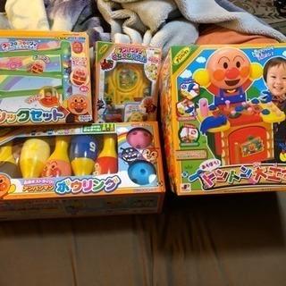 アンパンマン おもちゃ 8点セット 新品早い者勝ち‼️