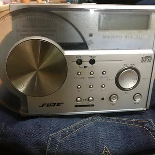 CDラジオ ジャンク品