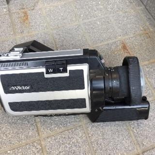 古いビデオカメラ