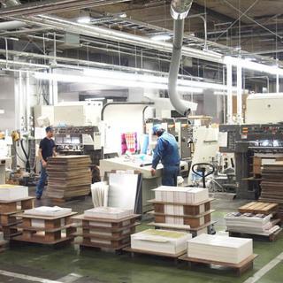 印刷工場でのお仕事募集しまーす!