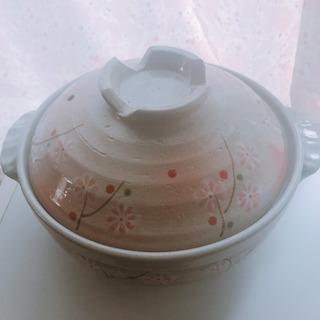 未使用✳︎土鍋