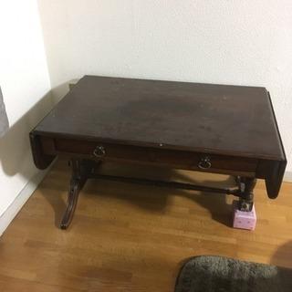 値引きあり 木製テーブル アンティーク