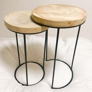 ZaraHome 木のテーブル 19990→7000