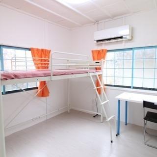 【1部屋空きが出ます!】女性限定シェアハウス個室(蒲生四丁目、鴫野駅)