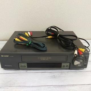 SHARP VHS プレーヤー ジャンク