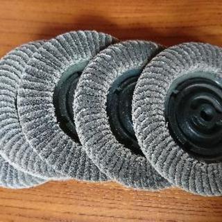 多羽根ディスク 粒度60 ネジ式 グラインダー