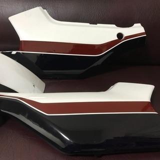 cbx400 外装 青白