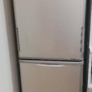 シャープ 冷蔵庫 2013年製  SHARP SJ-WA35X  ...