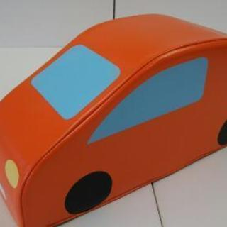 写真スタジオに最適!!クッション遊具スポーツカー