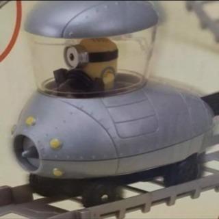 ミニオン電車