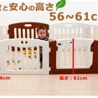 日本育児 ベビーサークル シンプルなデザイン☆