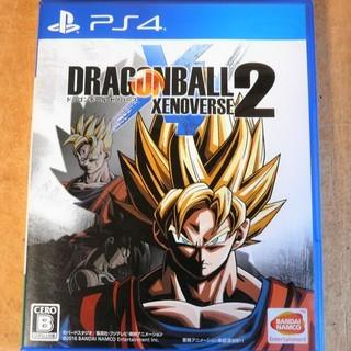 PS4/DRAGON BALL XENOVERSE2 ドラゴンボー...