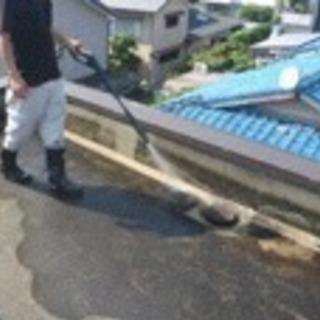 高圧洗浄・清掃 ワイズクラフトワークス