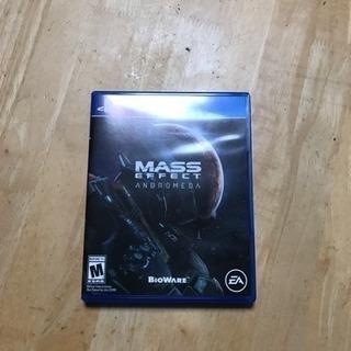 PS4マスエフェクトアンドロメダ北米版