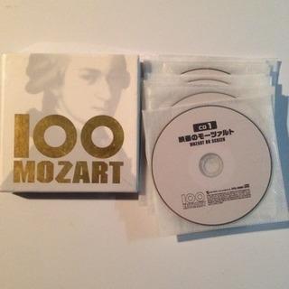 100 MOZART モーツアルト クラシック